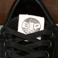 state shoe pacifica cup BP × BIGFOOT BLACK/BLACK suede