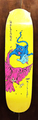 welcome directional shape deck C,miller prequel neon YELLOW 8.75""