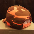 darkroom cap hunter mesh ORANGE.CAMO