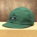 remilla cap ツイルクロス帽 DARK.GREEN