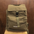theories bag stamp camper OLIVE
