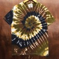 5nuts tee 20SM hunt one point NAVY/OLIVE TD