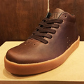 AREth shoe Ⅱ BROWN leather