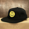PICTURE SHOW cap be kind snapback hat BLACK