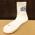 GUYDANCE socks TBL WHITE