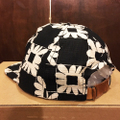 falcon bowse cap 19FALL BLACK and WHITE.FLOWERS