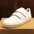 AREth shoe I velcro WHITE leather