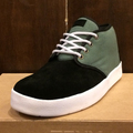 AREth shoe bulit BLACK/LT.GREEN