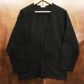 remilla l/s shirts カイト羽織り BLK