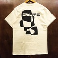 5nuts tee 19SM pointless NATURAL/BLACK