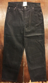 5nuts pants uniform corduroy Jr shape CHARCOAL