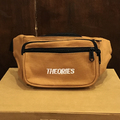 theories poach stamp day pack BROWN/WHITE