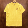 satori cotton tee small link YELLOW