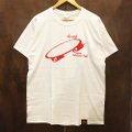 es la boom tee weapon WHITE