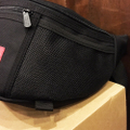 theories x manhattan portage bag VX day pack BLACK