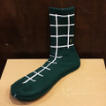 GUYDANCE socks window GREEN