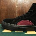 state shoe salem BLACK/BLACK/CHERRY