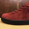 AREth shoe I lace BURGUNDY