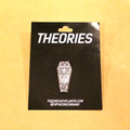 theories pins coffin