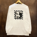 PICTURE SHOW l/s tee homecoming WHITE