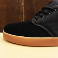 AREth shoe bulit BLACK/GUM
