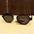 glassy sunglass p-rod premium BLACK/GOLD POLARIZED