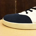AREth shoe plug NAVY/WHITE