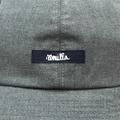 remilla cap ツイルクロス帽 GRY.MK