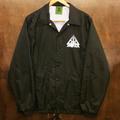 KAONKA corch jacket クリヤア BLACK/WHITE