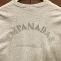 empanadas wax l/s tee heather gray.reflector