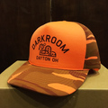 darkroom cap hunter mesh ORANGE.CAMO