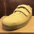 AREth shoe I velcro BEIGE nubuck