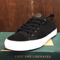 state shoe harlem BLACK/WHITE