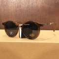 glassy sunglass robyn premium COFFEE POLARIZED