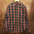 theories l/s shirts lantern flannel NAVY
