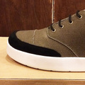 AREth shoe lox OLIVE