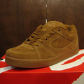 es shoe accel BROWN/GUM