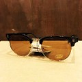 glassy sunglass morrison BLACK/BROWN.LENS