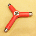 nomal wrench Y-tool ダイズ付 RED