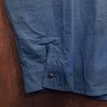 remilla l/s shirts オックスポートシャツ BLU.IDG