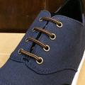 AREth shoe lox BLUE