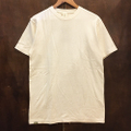 satori hemp tee US fit heavy weight blank NATURAL