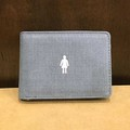 girl wallet micro OG BLUE denim