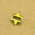 satori pin budge YELLOW