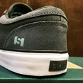 state shoe elgin PEWTER/MINT