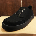 AREth shoe lox BLACK.SHEEP
