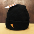 PIZZA beanie emoji BLACK
