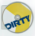 DIRTY DVD by Eddie Claire