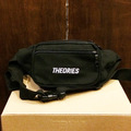 theories poach stamp day pack BLACK