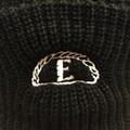 empanadas wax beanie BLACK